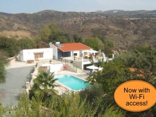Enjoy Peace and Quiet at Cyprus Country Holidays - Lefkara vacation rentals