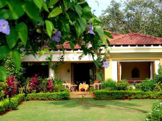 Stunning riverfront 3-bed villa, 5 min from beach - Margao vacation rentals