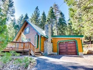 On the hill above beautiful Tahoe Vista, hike out the door! - Tahoe Vista vacation rentals