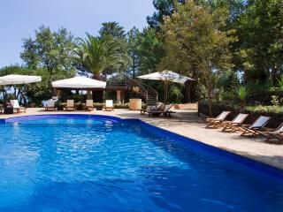 VILLA AZIZ: Luxury,  pool, park, tennis, breakfast included - Castiglione di Sicilia vacation rentals