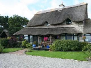 Grand luxury thatched house Connemara Galway - Lettermore vacation rentals