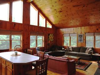 Retreat in the Woods - Savoy vacation rentals