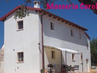 Masseria Caroli - Alberobello vacation rentals