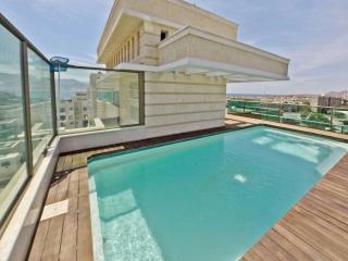 Amazing Penthouse 4 Bedrooms full sea view p/ pool - Gedera vacation rentals