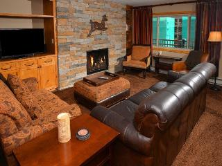 This 2 bedroom vacation townhome in Lionshead Village is a short walk to the Gondola. Sleeps 6. - Vail vacation rentals