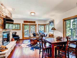Award-winning mountain house with ski-in/ski-out access to slopes, and hot tub (intermediate ski-in/out, amazing views, high end everything) - White Cap Lodge - Breckenridge vacation rentals