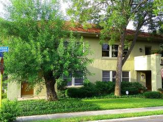 Historic Urban Duplex Mansion w/ Pool Awesome! - San Antonio vacation rentals