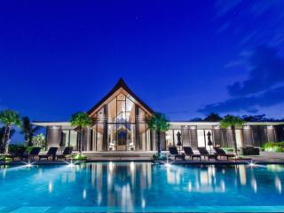 Villa Sawarin - Beachfront Luxury with Full Service - Thalang vacation rentals