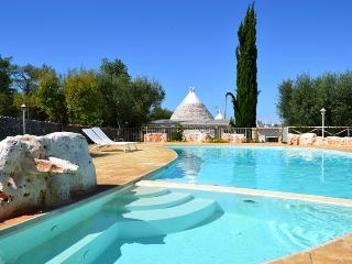 TRULLI DI BOUGANVILLE -WITH PANORAMIC VIEW - Noci vacation rentals