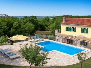 Beautiful Istrian Vacation Stone House - Labin vacation rentals