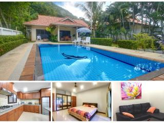 Private pool villa in lush hills - Rawai vacation rentals