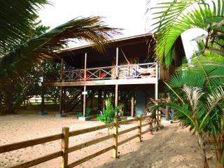 2 Bedroom Beachfront Blue Moon Cabana, Hopkins (sl - Hopkins vacation rentals