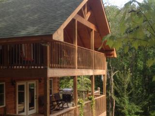 Log Cabin in Smoky Mountain Book 4+=1 free night!! - Sevierville vacation rentals