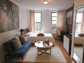 Gorgeous Studio by Central Park (3 months Min) - New York City vacation rentals