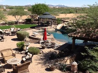 ****8400sf Mansion on a 4 acre gated estate!!!**** - Cave Creek vacation rentals