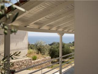 Villa Ilios Amazing Sea View To Koroni & Messinian Bay!!! - Koroni vacation rentals