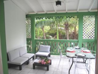 LATANIERS 10...charming, affordable condo in the heart of Orient Bay - Orient Bay vacation rentals