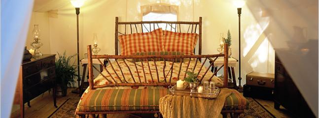Comfortable camping....Anini Beach - Image 1 - Princeville - rentals