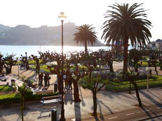 ALDERDI EDER WITH VIEW TO LA CONCHA - Basque vacation rentals