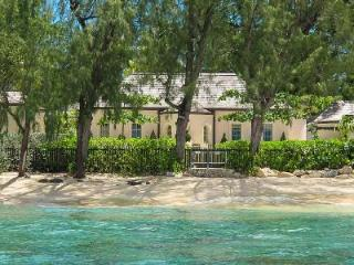 Pink Cottage - Peacefully secluded Villa on the beach with pool on Heron Bay private estate - Porters vacation rentals