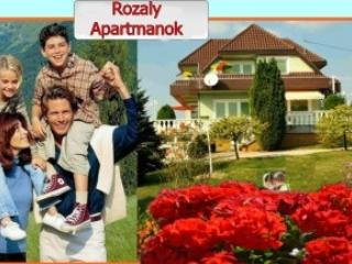 Appartements Rozaly - Keszthely vacation rentals