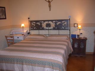 Bella camera matrimoniale con giardino e bagno - Bologna vacation rentals