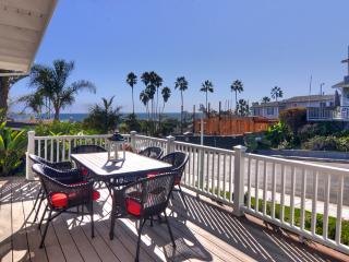 Charming home w/Front Deck, Ocean View and A/C! - San Clemente vacation rentals