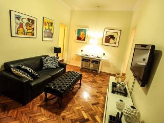 Spacious one bedroom apartment between Copacabana and Ipanema Beaches - #89 - Nova Iguacu vacation rentals