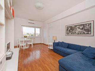 New with View in front of EATALY. Metro A/C WiFi - Rome vacation rentals