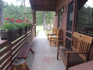 Rocky Mountain Bluebell Cabin - Woodston vacation rentals