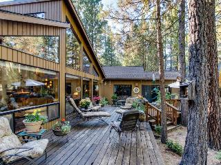 Northwest contemporary home with amazing deck! - Black Butte Ranch vacation rentals