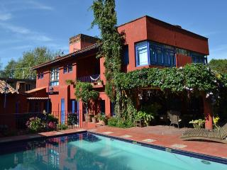 Beautiful Mexican home for rent in Tepoztlan - Tepoztlan vacation rentals