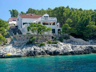 Luxury beachfront villa Flavia - Island Korcula vacation rentals