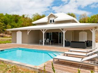 Luxury villas, 4 AC BR, private pool, 100m from the sea - Martinique vacation rentals