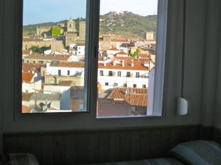 quiet flat with SUPER views - Extremadura vacation rentals