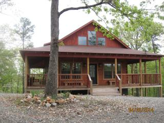 Robin's Nest log cabin - Hot Springs vacation rentals