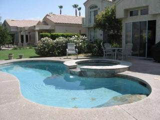 THREE BEDROOM VILLA WITH PRIVATE POOL & SPA ON EAST TRANCAS - VPS3BAK - Palm Springs vacation rentals
