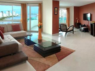 Semi-Penthouse Torres Del Lago -  Accommodates 10 - Cartagena vacation rentals