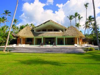 Beachront villa at Playa Coson in Las Terrenas - Las Terrenas vacation rentals