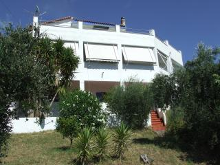 Villa Elleftheria with Super Sea Views - Sleeps 11 - Kakovatos vacation rentals