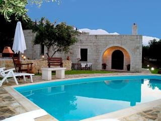 Villa Aloni - Stone villa with private pool - Chania vacation rentals