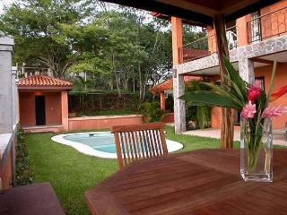 Spacious home in the hills- ocean view, internet, pool, easy walk to town - Marbella vacation rentals