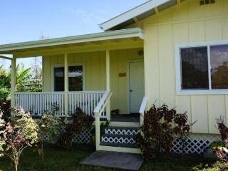 Aloha Cottage - Pahoa vacation rentals