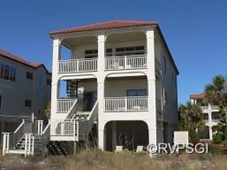 Turtle Tracks - Saint George Island vacation rentals