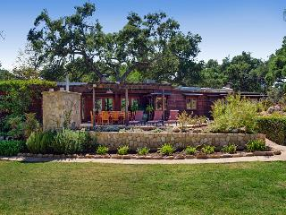A large creek side retreat with amazing outdoor living space - Magical Canyon Retreat - Santa Barbara vacation rentals