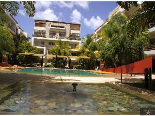 OPEN AIR LIVING & DINING ROOM AREA WITH JACUZZI. FULL EQUIPPED.GREAT LOCATION - Playa del Carmen vacation rentals