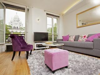 Coeur Vue 2 - Paris vacation rentals