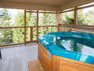 1 Bedroom Townhome with Private Hot Tub, Free WiFi - British Columbia Mountains vacation rentals