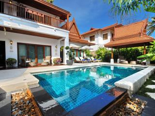 Baan Chabaa 4 Bedroomed Luxury Beach Villa - Koh Samui vacation rentals