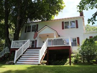 Southern VT Farmhouse with Mountain Views - Pownal vacation rentals